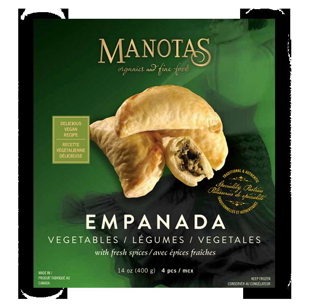 Veggie Empamada
