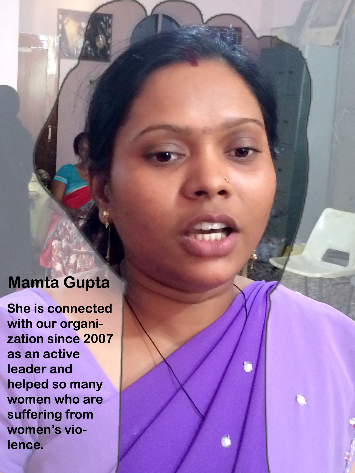 Mamta gupta woman human right defender--.jpg