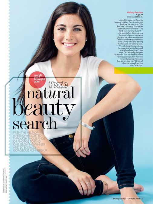 Natural Beauty Winner / People