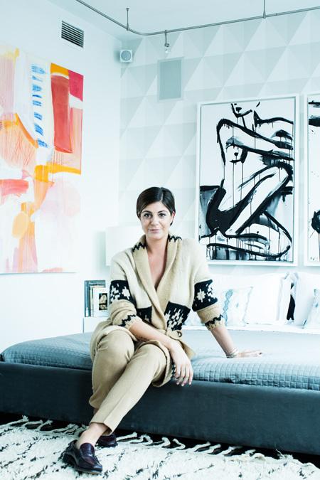 Maria Giulia Maramotti / Fashion Magazine