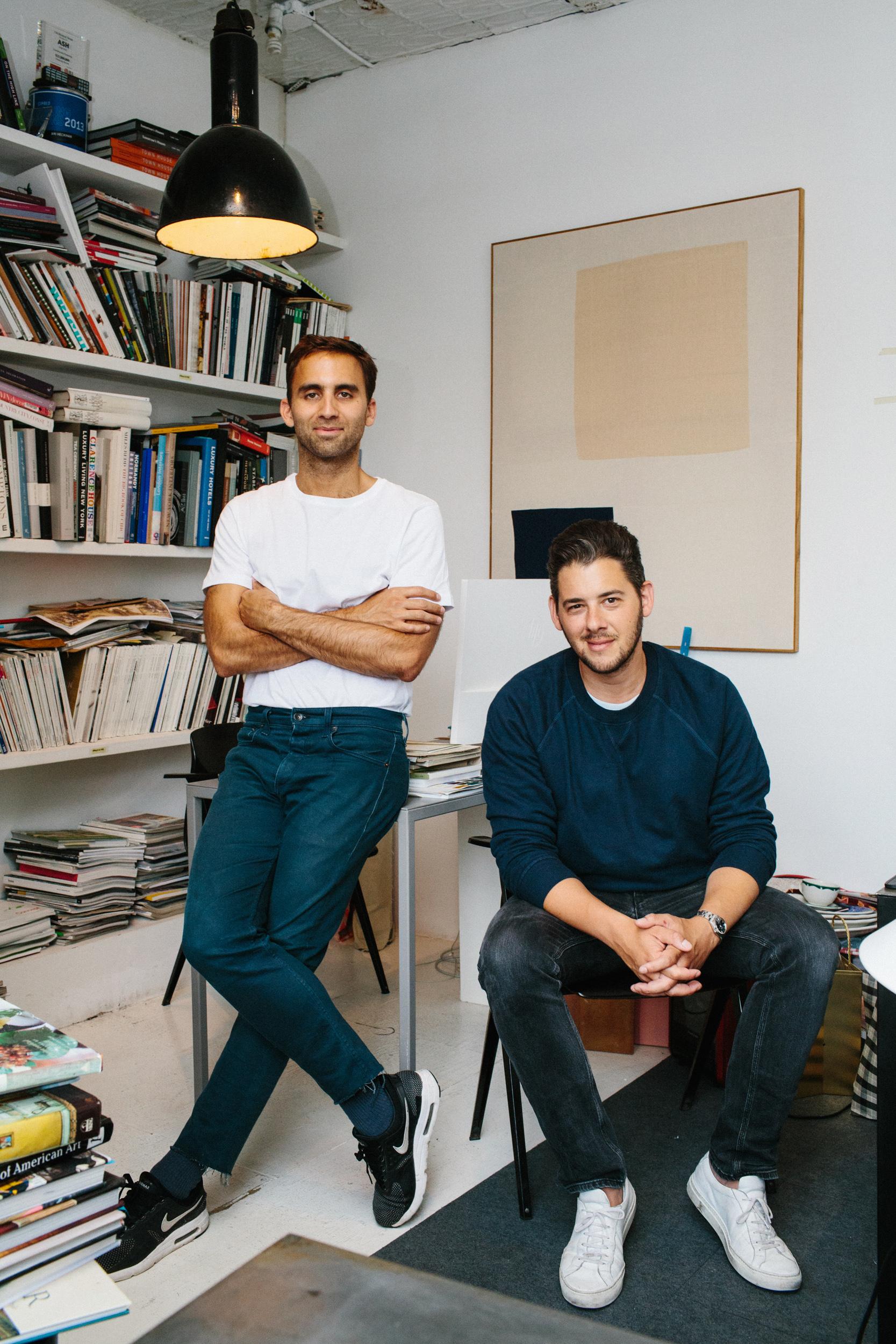 Will Cooper & Ari Heckman of ASH / KOTN