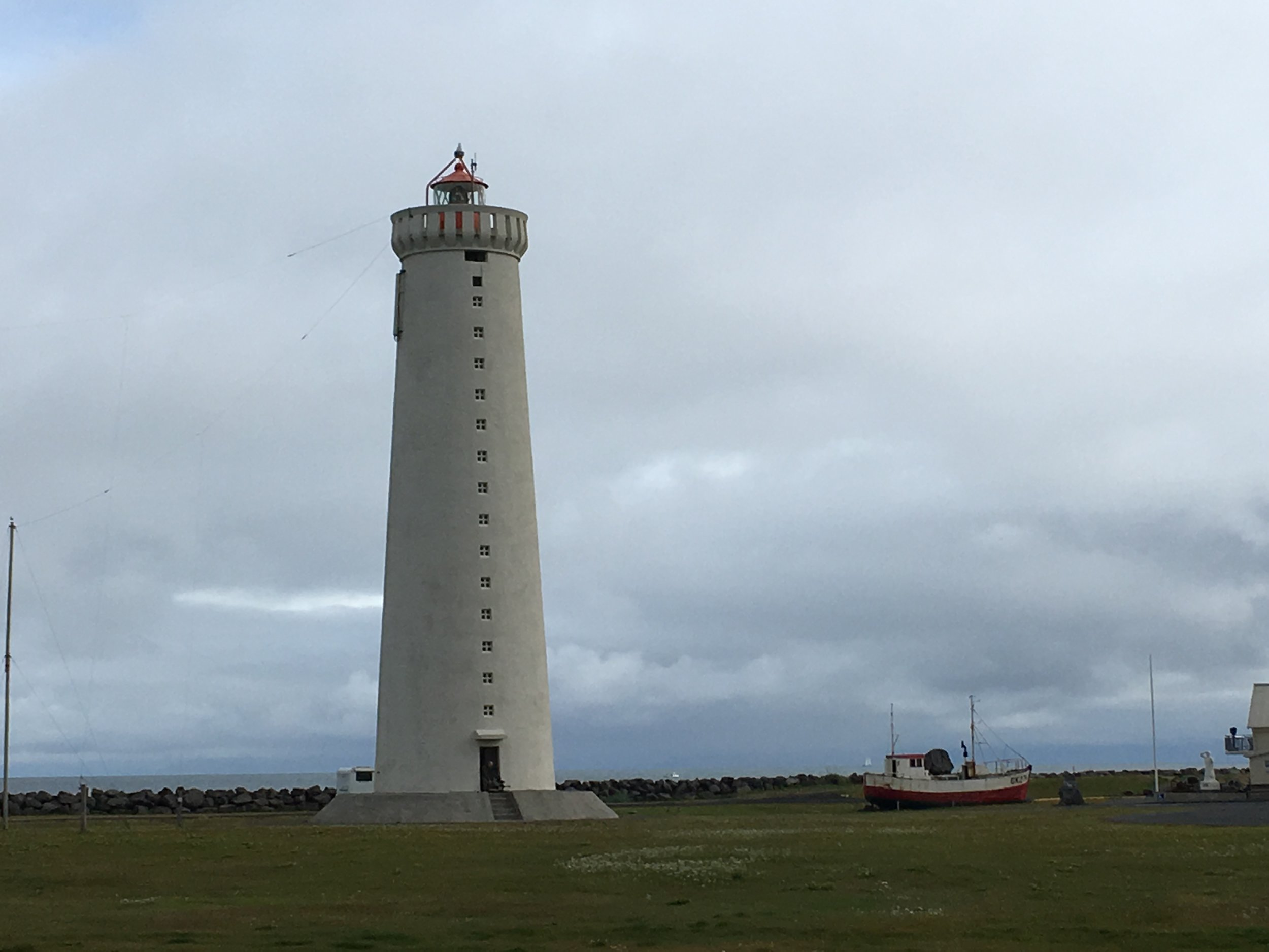 Gardur Light House