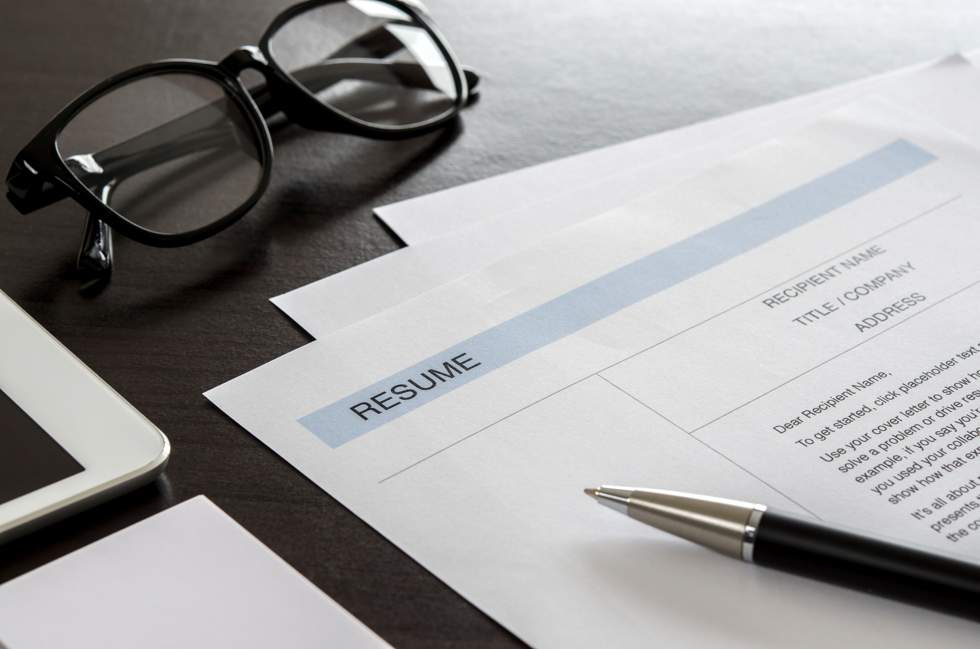 3 Major Mistakes Every Job Seeker Seems to Make With a Resume.jpg