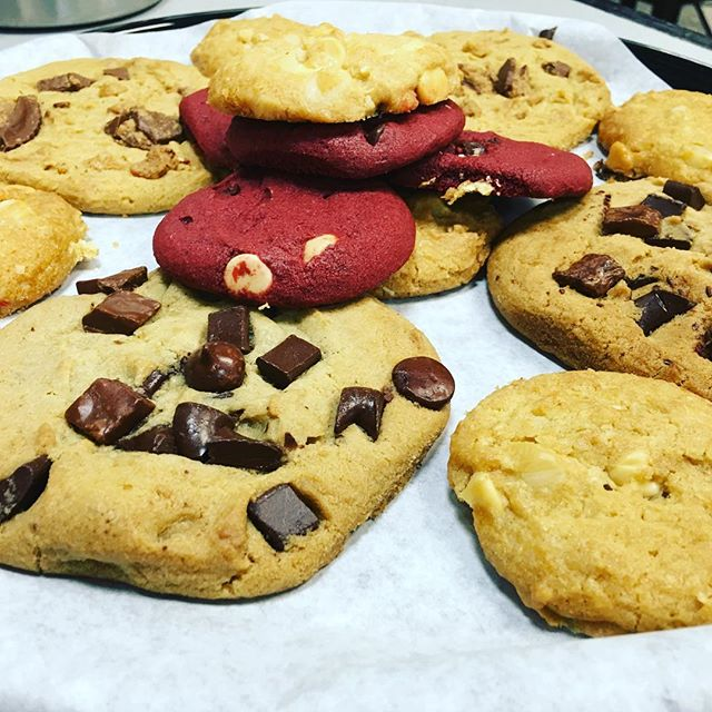Cookies catering #desserts #food #cookies #lunch
