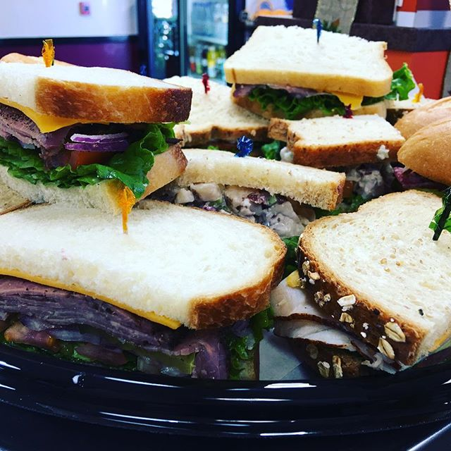 Sandwiches #catering #food #office #friends #lunch #san jose #oasis deli