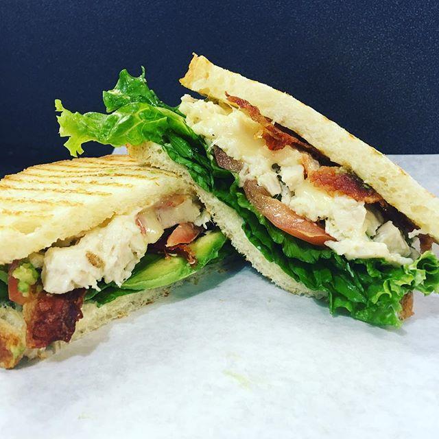 Chicken supreme #sandwich #bacon #chicken #melt #cheese #san jose #oasis deli