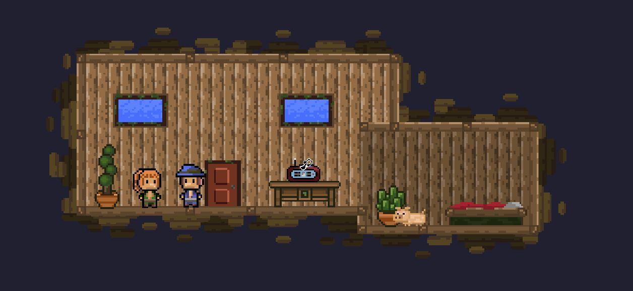 Beatrix's house