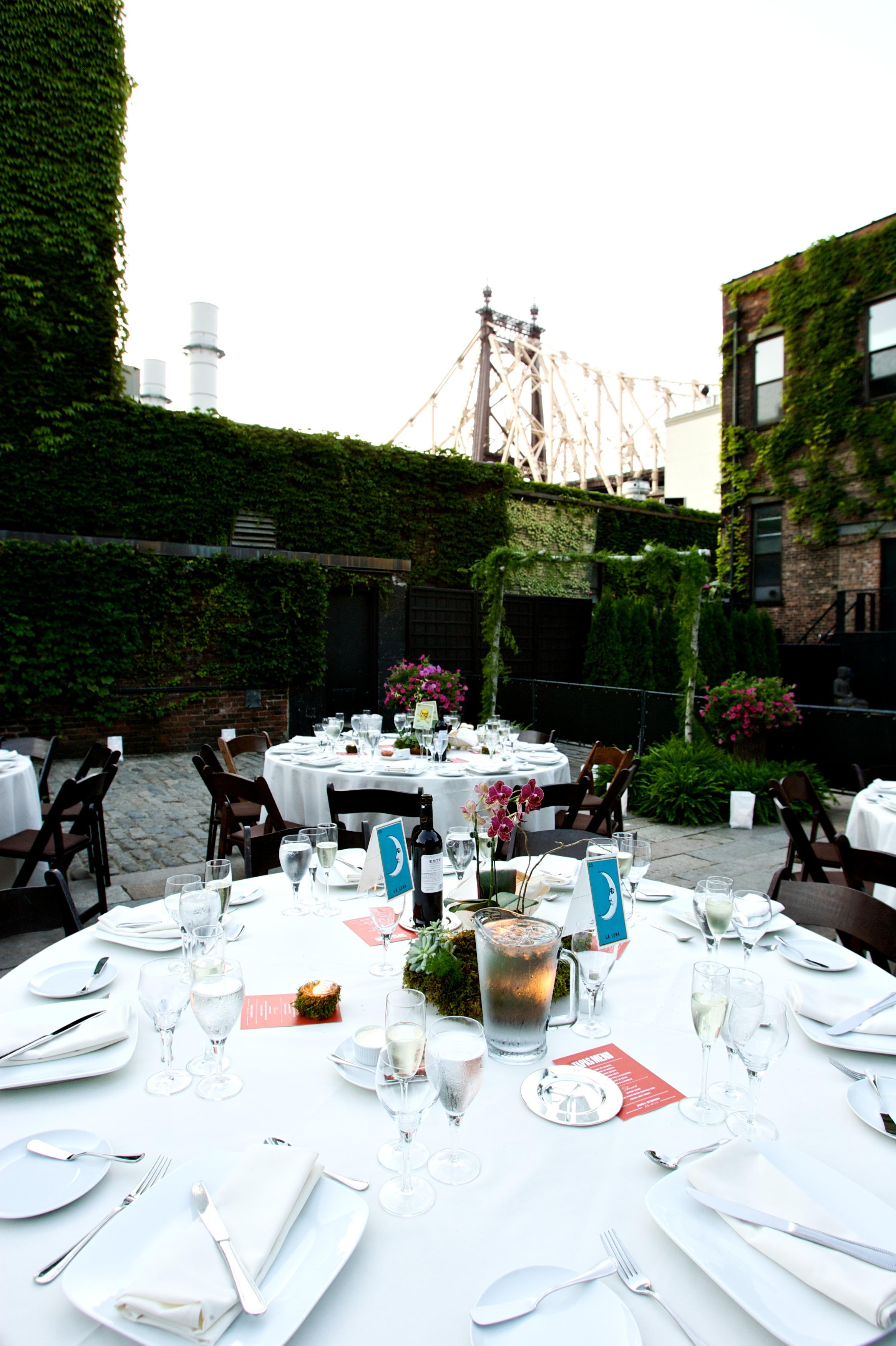 NEW YORK: Wedding of Jessie Pearson and Humberto Jiron.