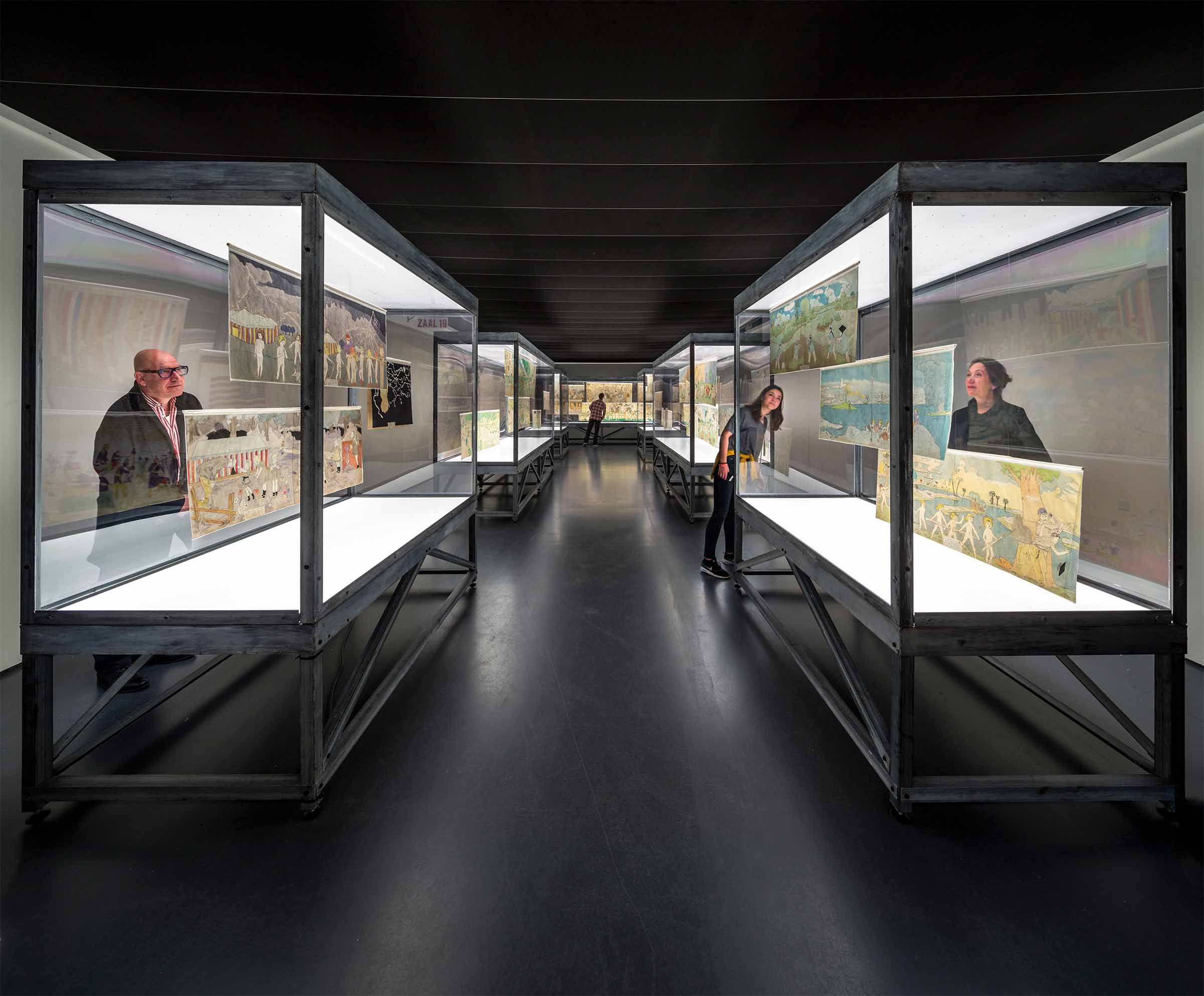 EXHIBITION   The Museum of Everything at Kunsthal Rotterdam