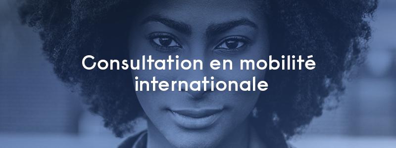 consultation en mobilité internationale