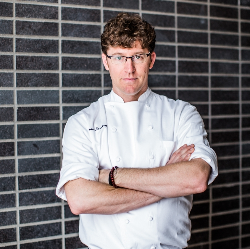 Chef/Owner Brian Landry