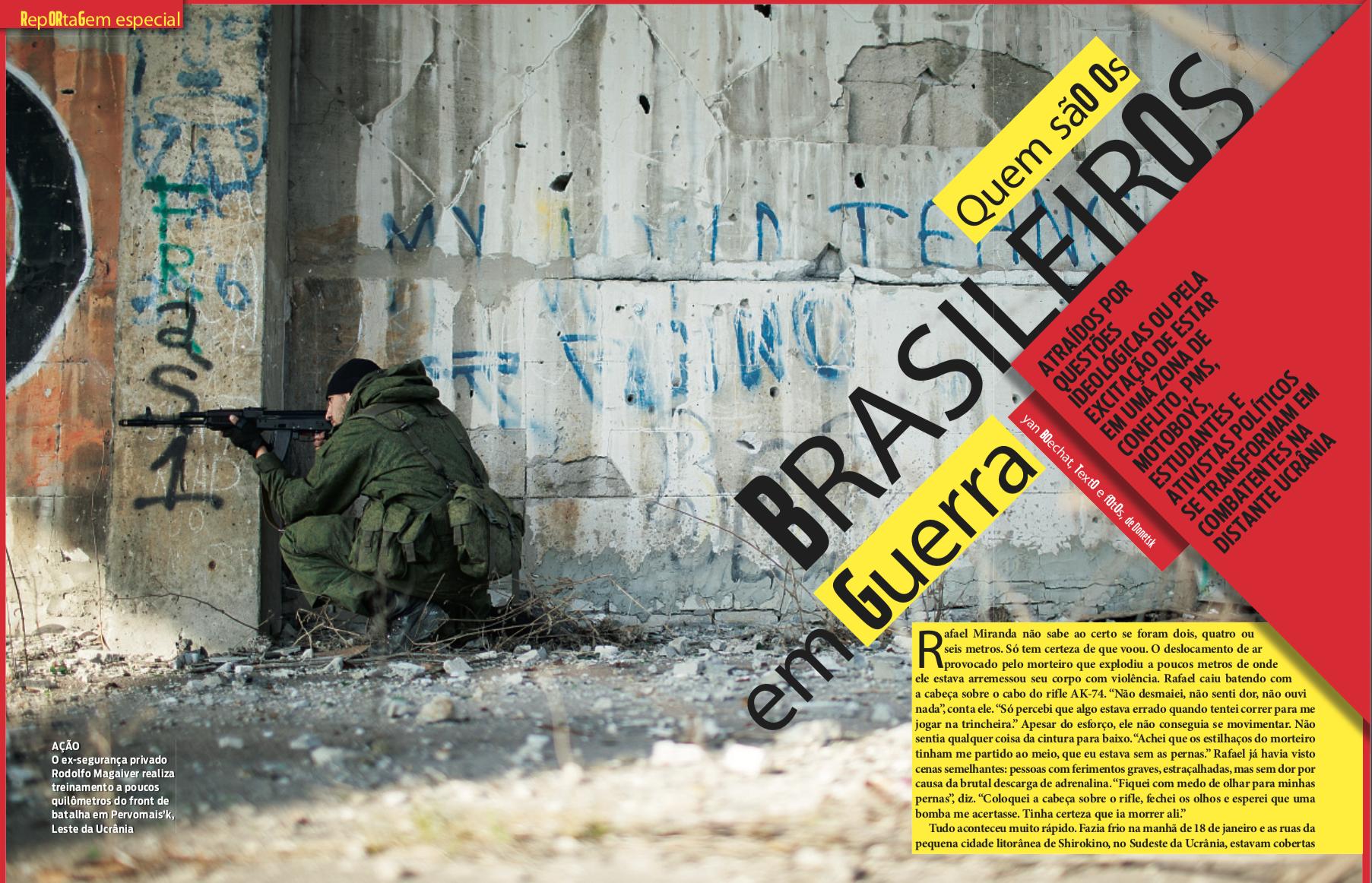 Brasileiros em guerra