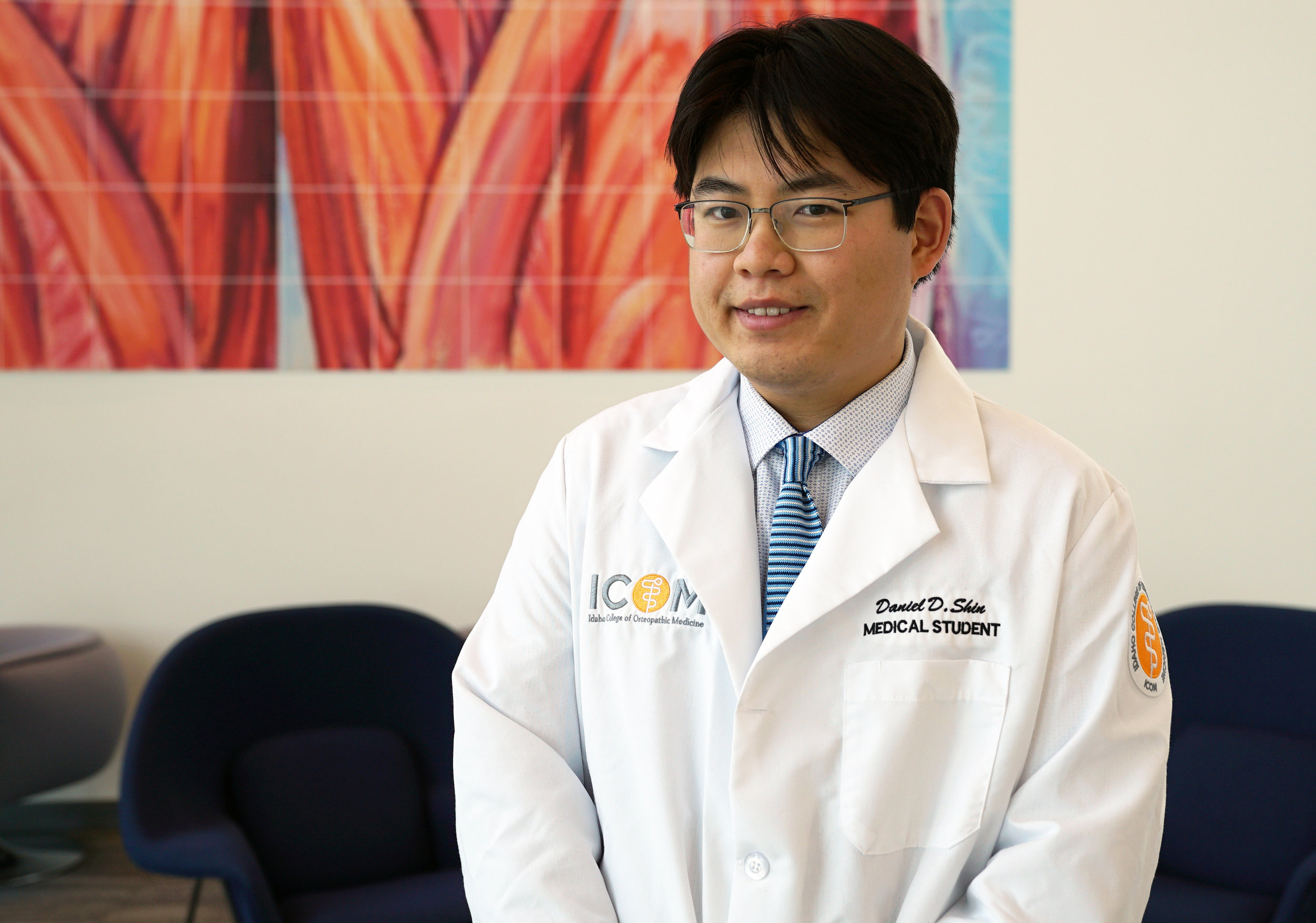 Daniel Shin, OMS-II