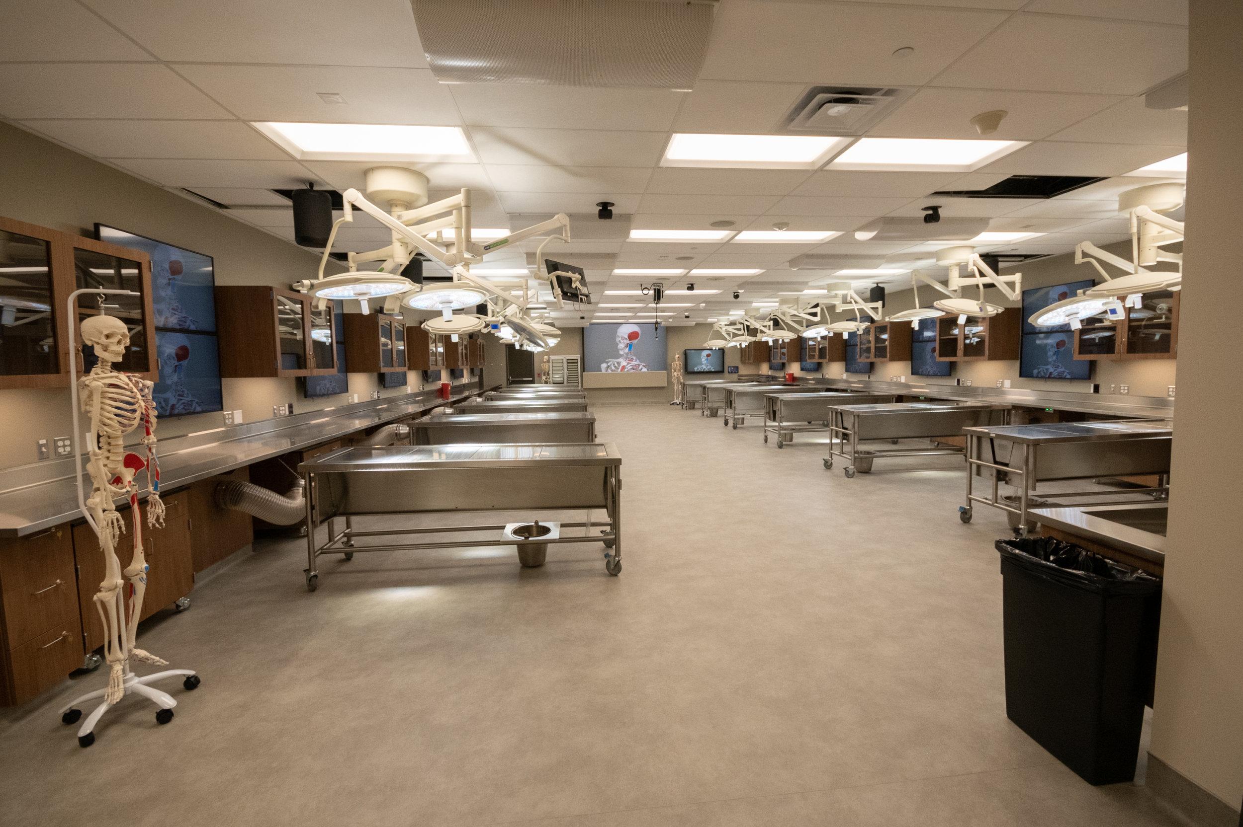 ISU Gross Anatomy Lab