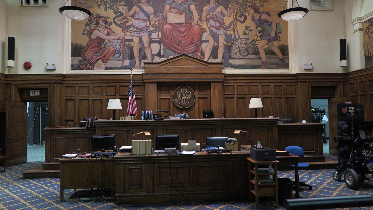 Courtroom Still Photo (David Wasco)