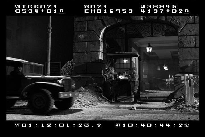 Film Frame: Checkpoint