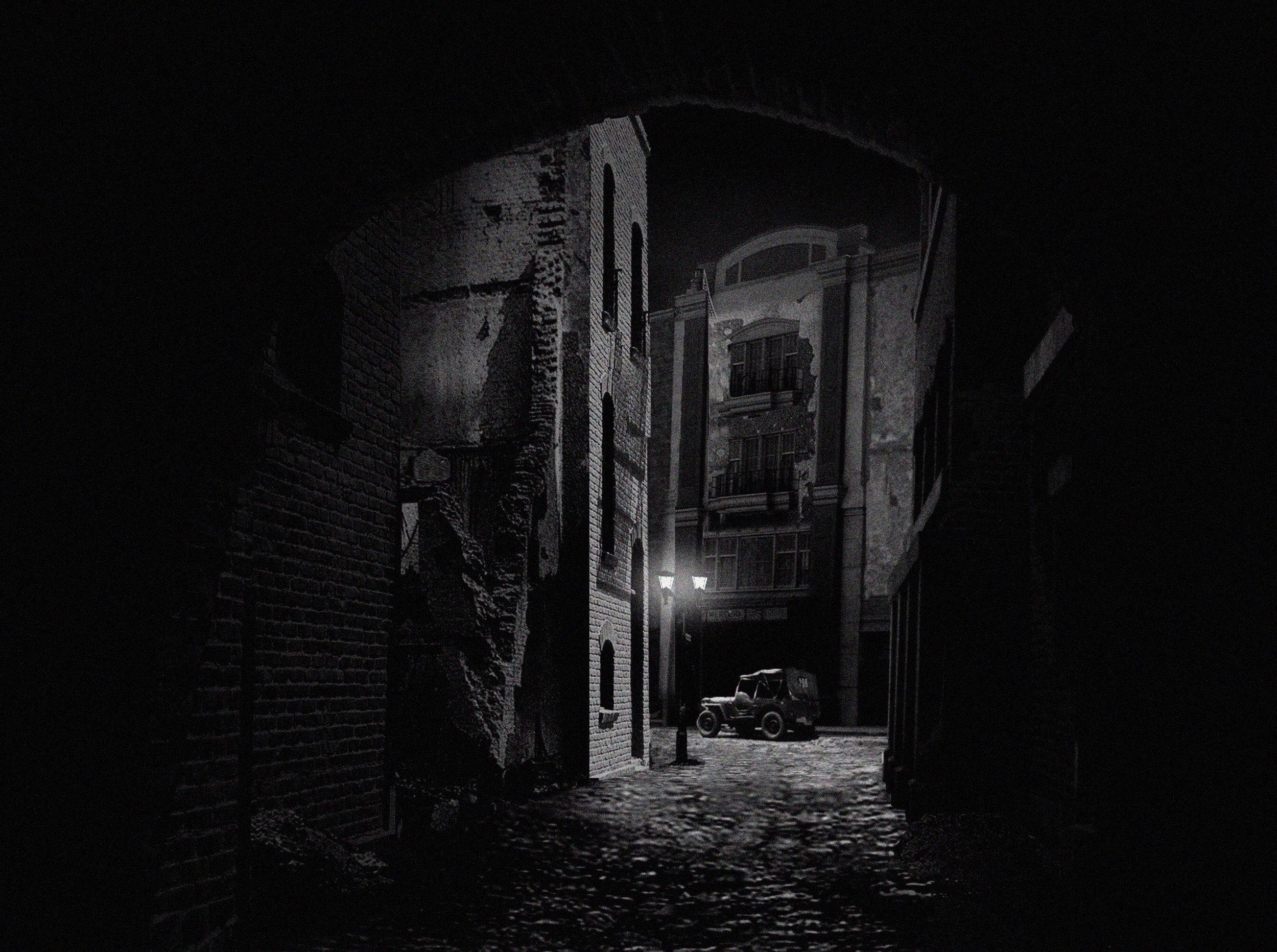 Illustration: Alley