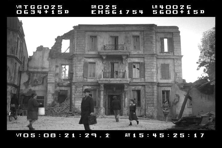 Film Frame: Safehouse