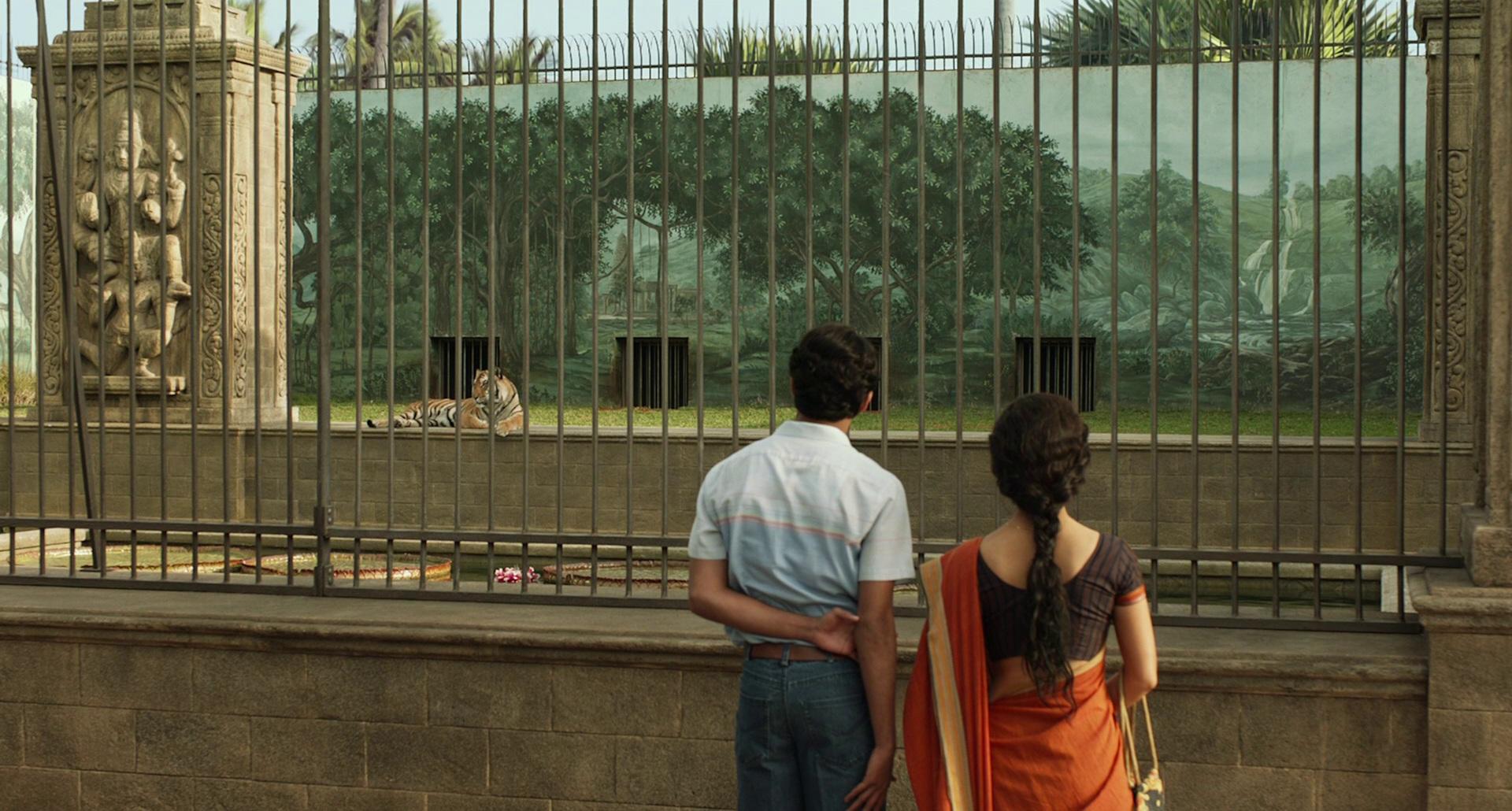 Richard Parker: Film Frame