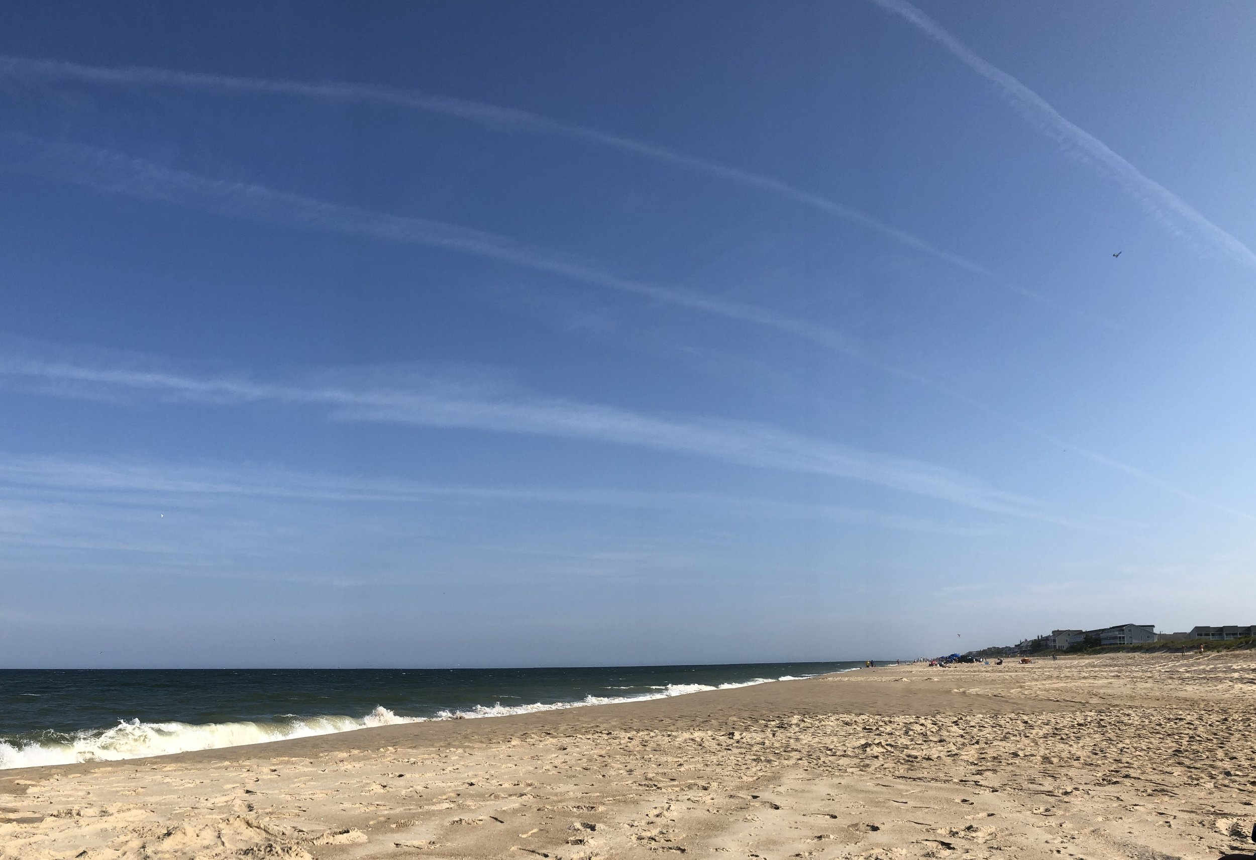 Bethany Beach, where I prefer to do my summer reading.
