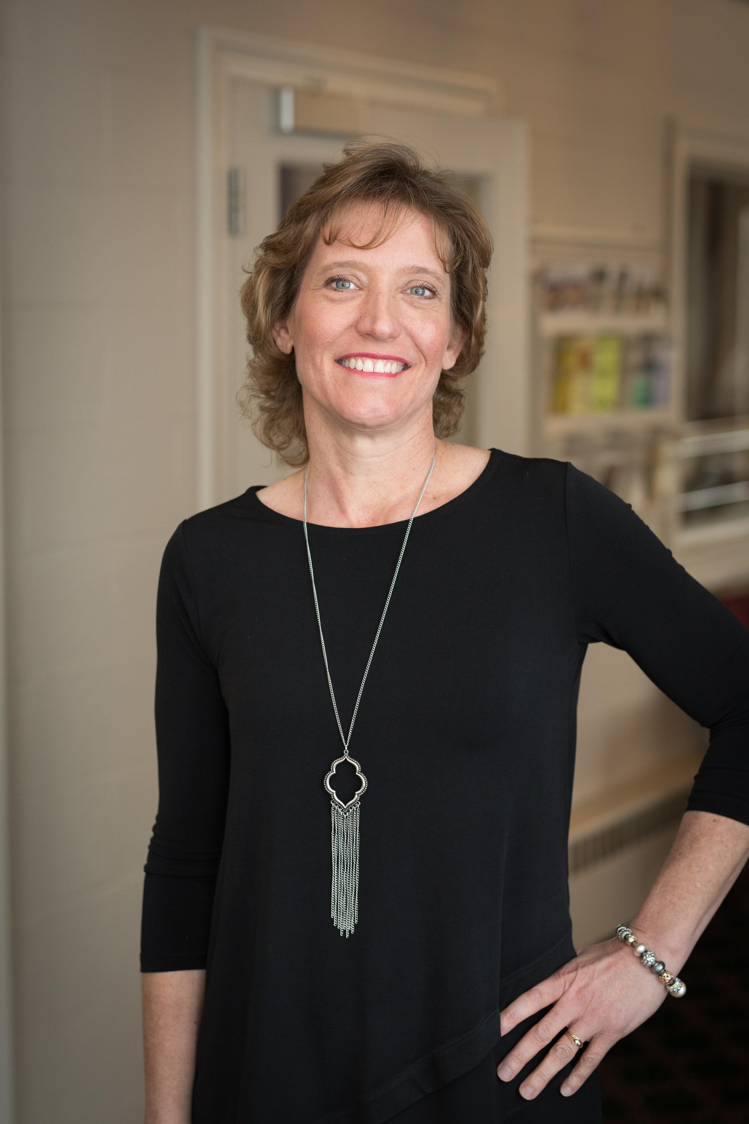 Kathy Jelsema Manager of Education & Congregational Life