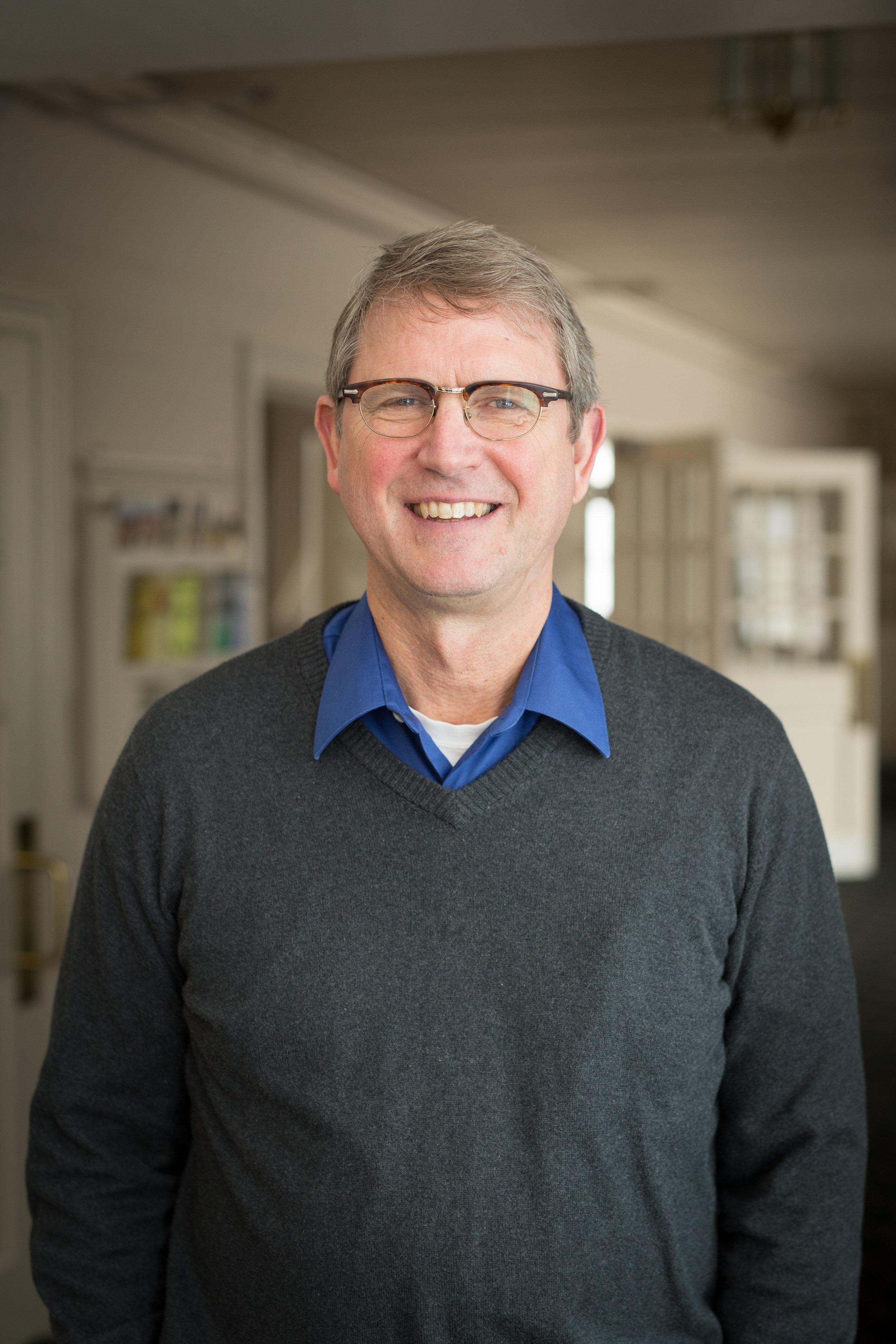 Gerry Koning Lead Pastor