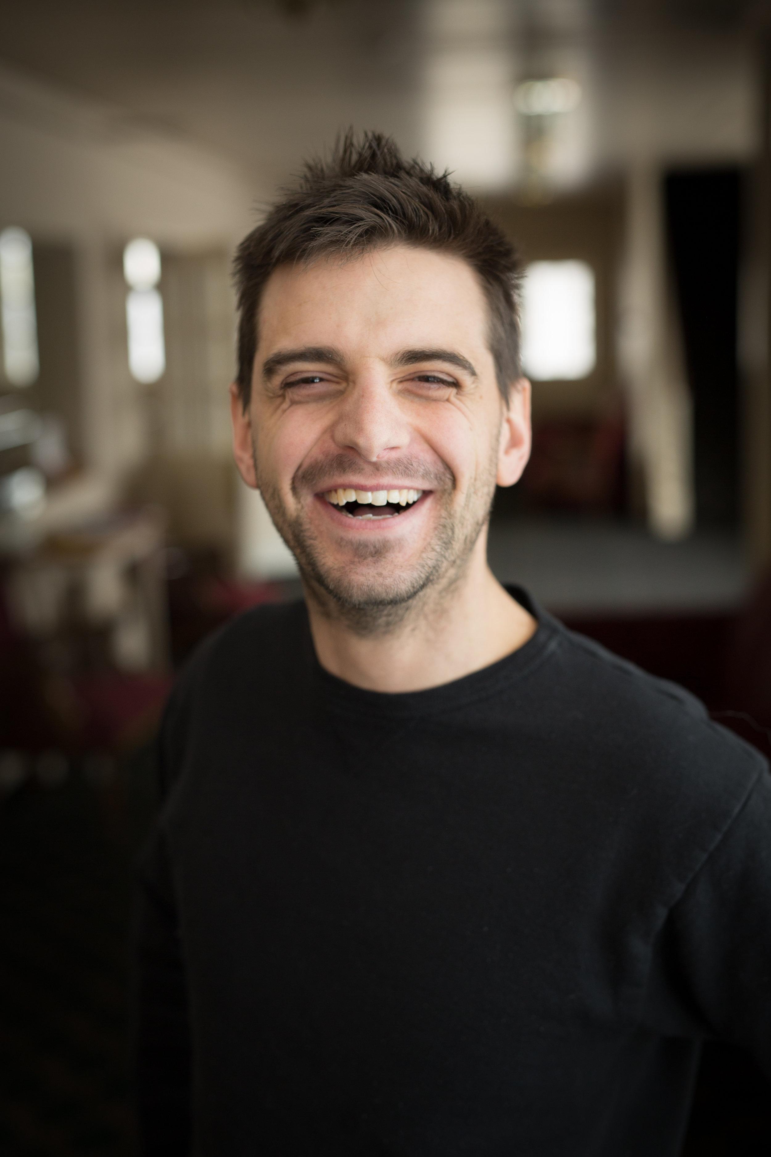 Adam VanderStelt Music Director & Youth Director