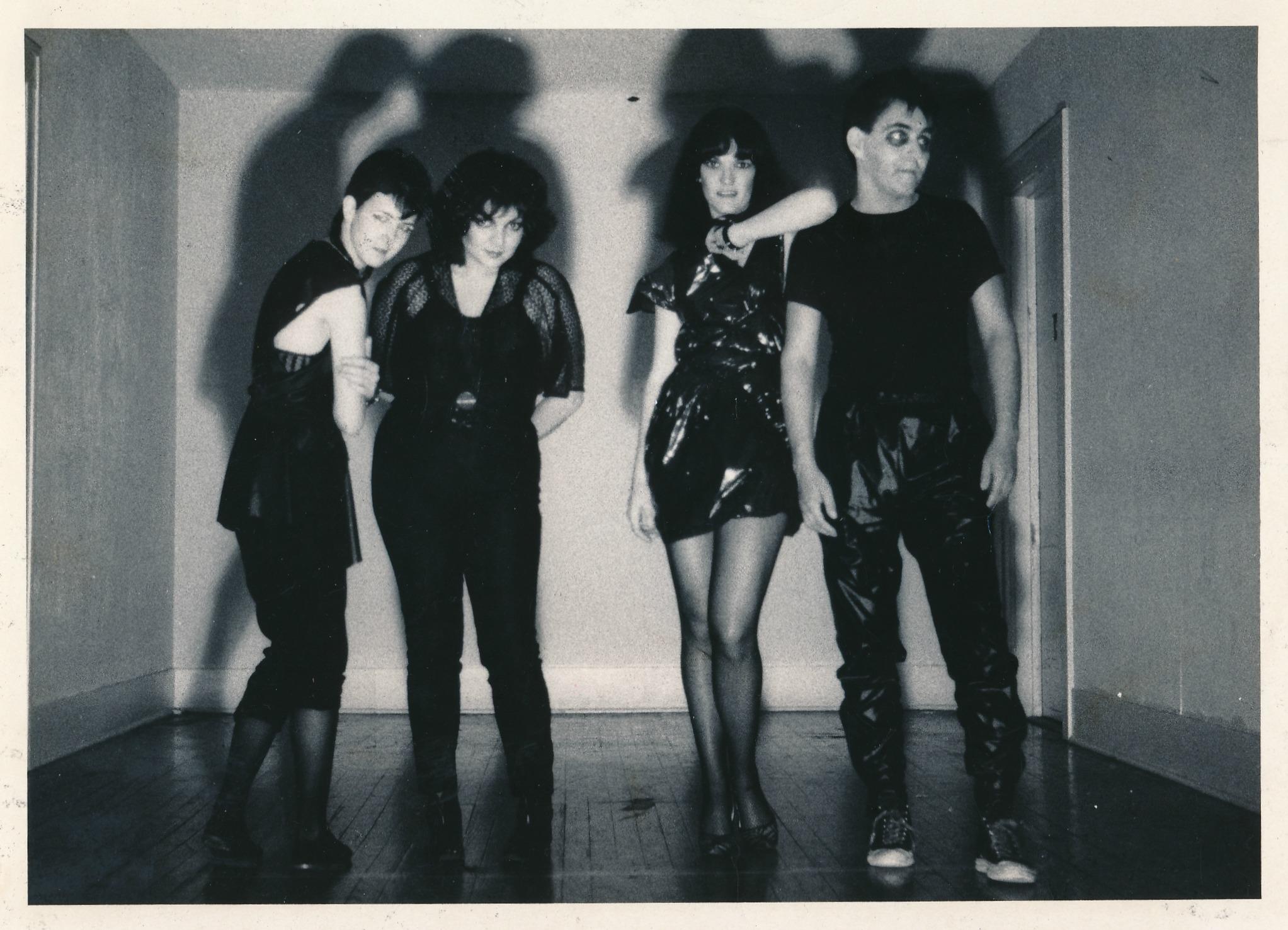 Photo: Robert Ziebell, 1981.