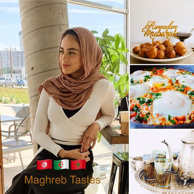 Our next feature for Maghreb Tastes is California-based recipe developer and writer, Hajar Larbah! She runs the lovely @moribyankitchen (she's half Moroccan/half Libyan, hence the name). Head on over to the blog for the full interview, and let us know in the comments if there's anyone you'd like to see featured! . . . . . #maghreb #maghrebunited #northafrica #morocco #lemaroc #moroccancommunity #moroccandiaspora #africandiaspora #OTTMaghrebtastes #cuisinemarocaine #moroccancooking #northafricanfood #moroccanfood #libyanfood #halfmoroccan #halflibyan #moroccanwomen #libyanwomen #moroccans #moroccanstyle #moroccansabroad #moroccanblogger #foodphotographer #moroccanminttea #recipedeveloper #🇲🇦 #🇱🇾