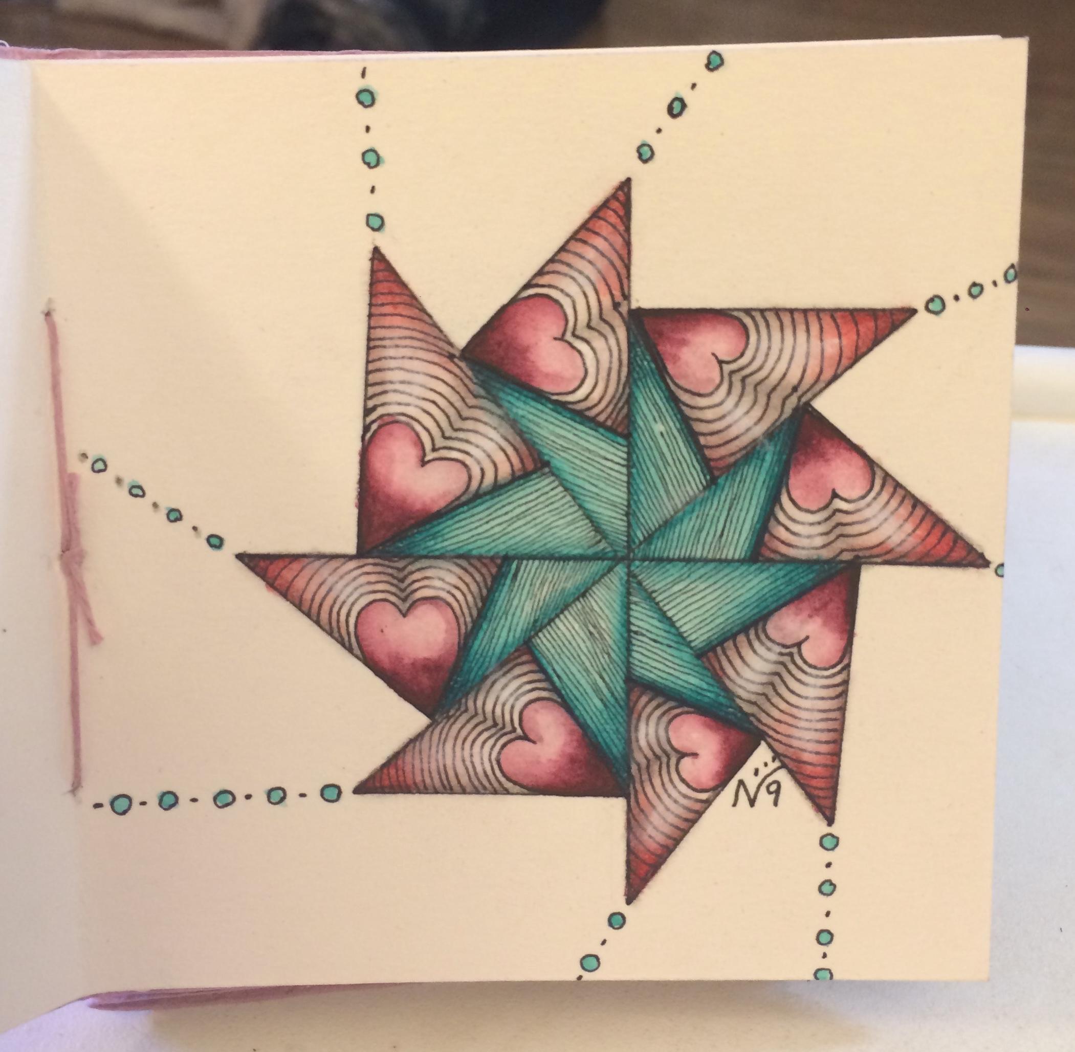 Day #9 - Ing as a star