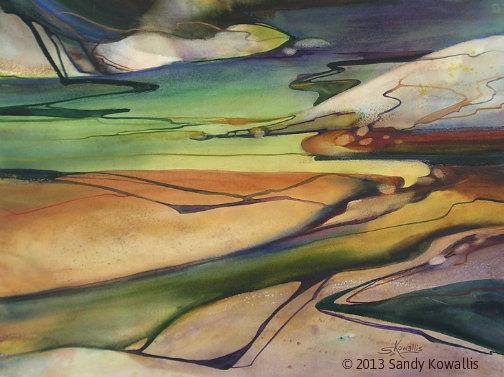 Bear Creek Solitude - Giclee prints only