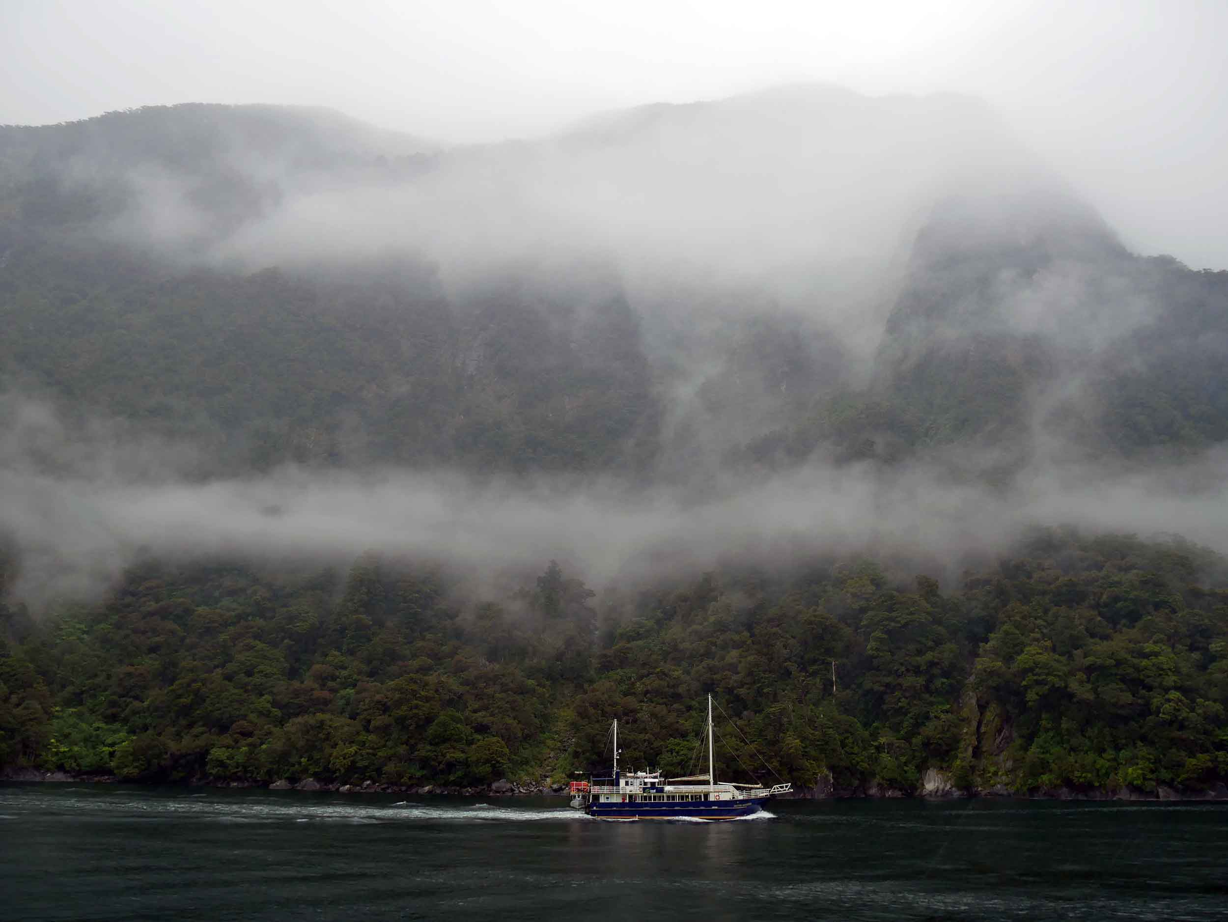 Majestic Milford Sound, the star of Fiordland National Park, was once called the eighth world wonder by Rudyard Kipling (Jan 9).
