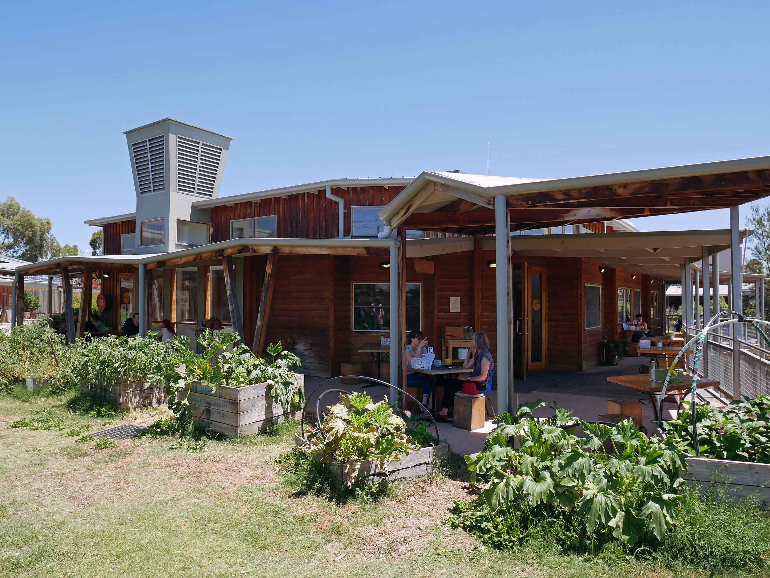 The non-profit CERES cafe, nursery and education center provides Melbourne a unique glimpse into sustainable living (Jan 26).