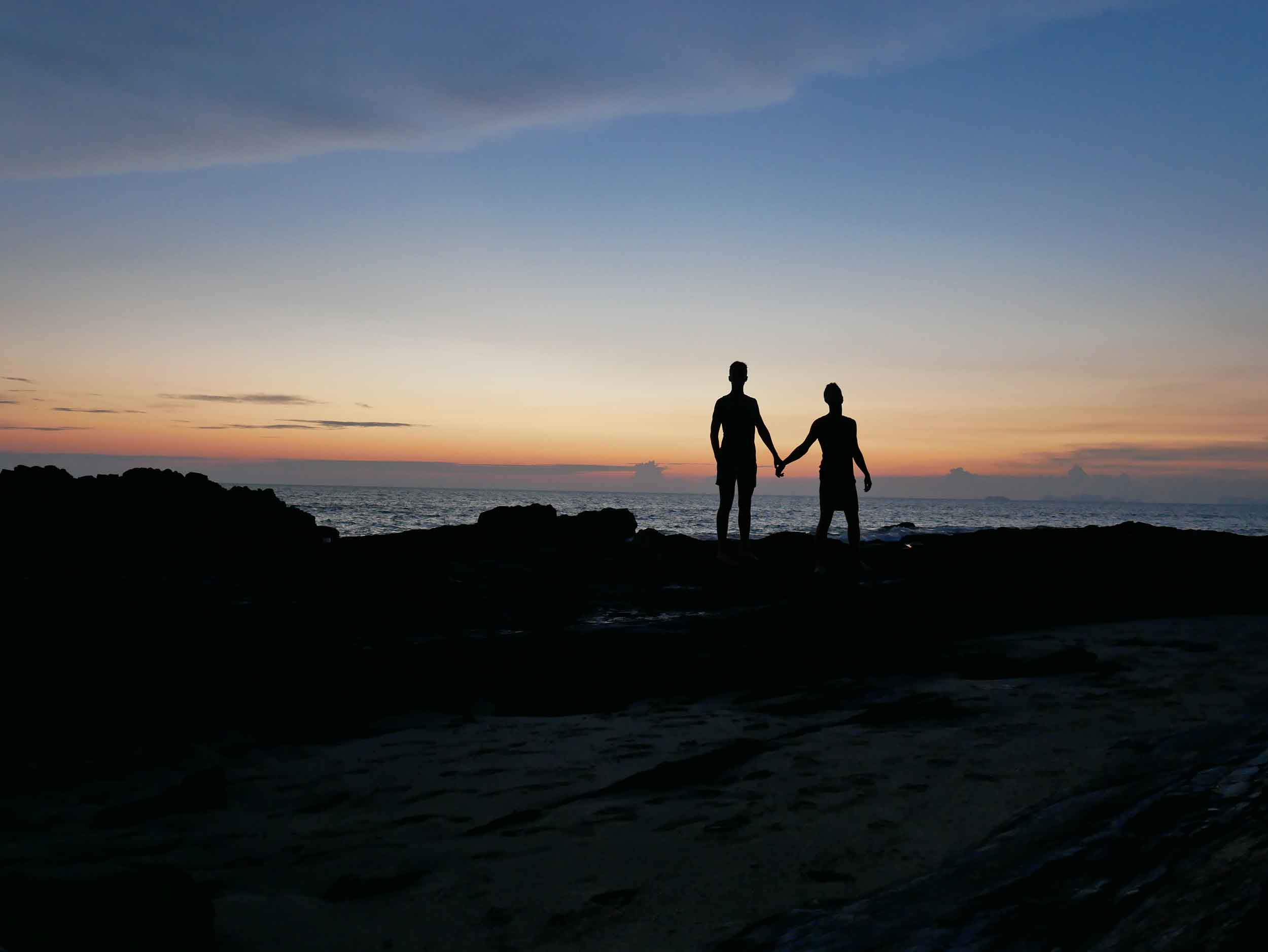 Ko Lanta is a beautiful place to recharge and take in the tranquil surroundings.