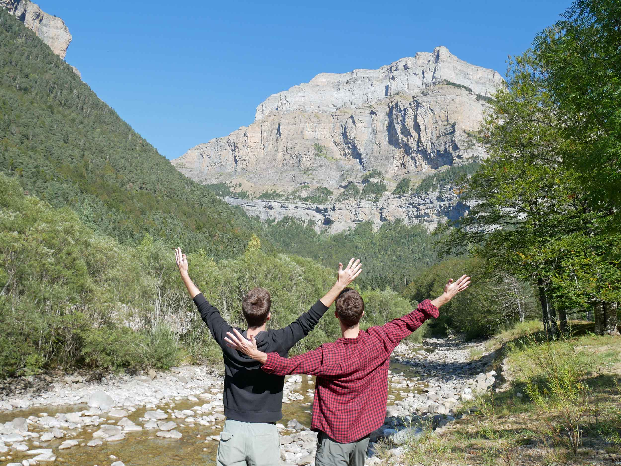The park covers an area of more than 156 km² and is among the most important national parks in Europe, and yet possibly one of the least known – and we loved it!