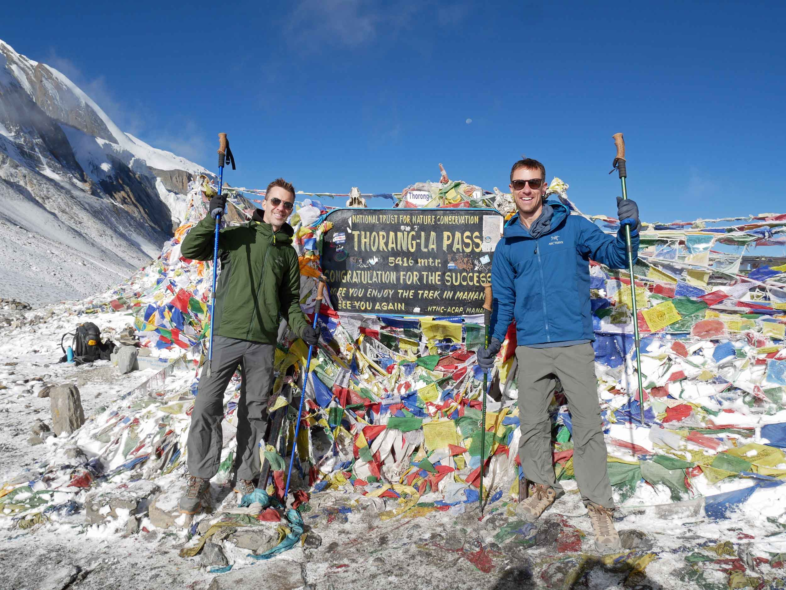 We made it! 5,416 metres, a week and a lot of determination!