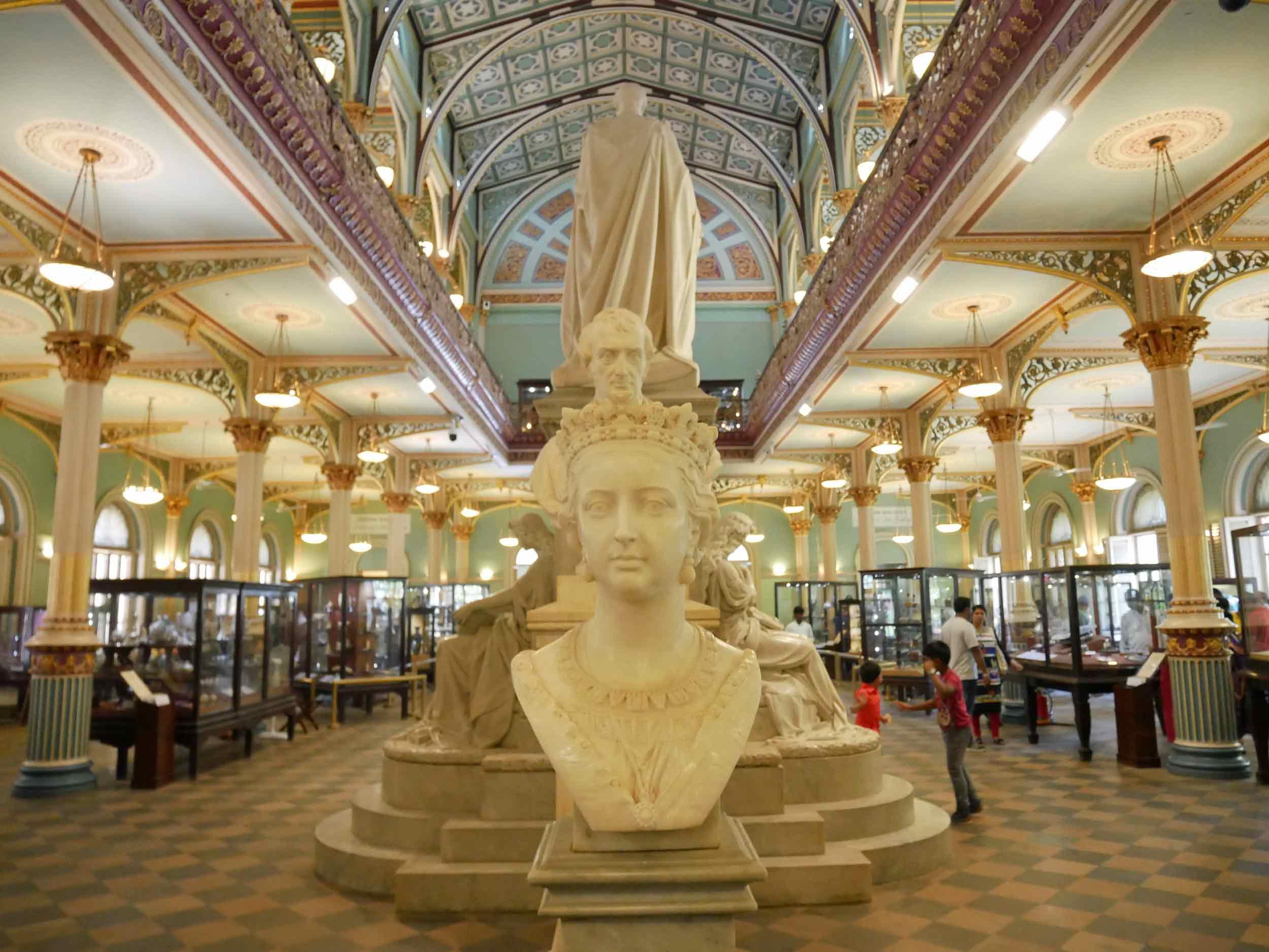 The Dr. Bhau Daji Lad Museum is the oldest museum in Mumbai (Oct 28).