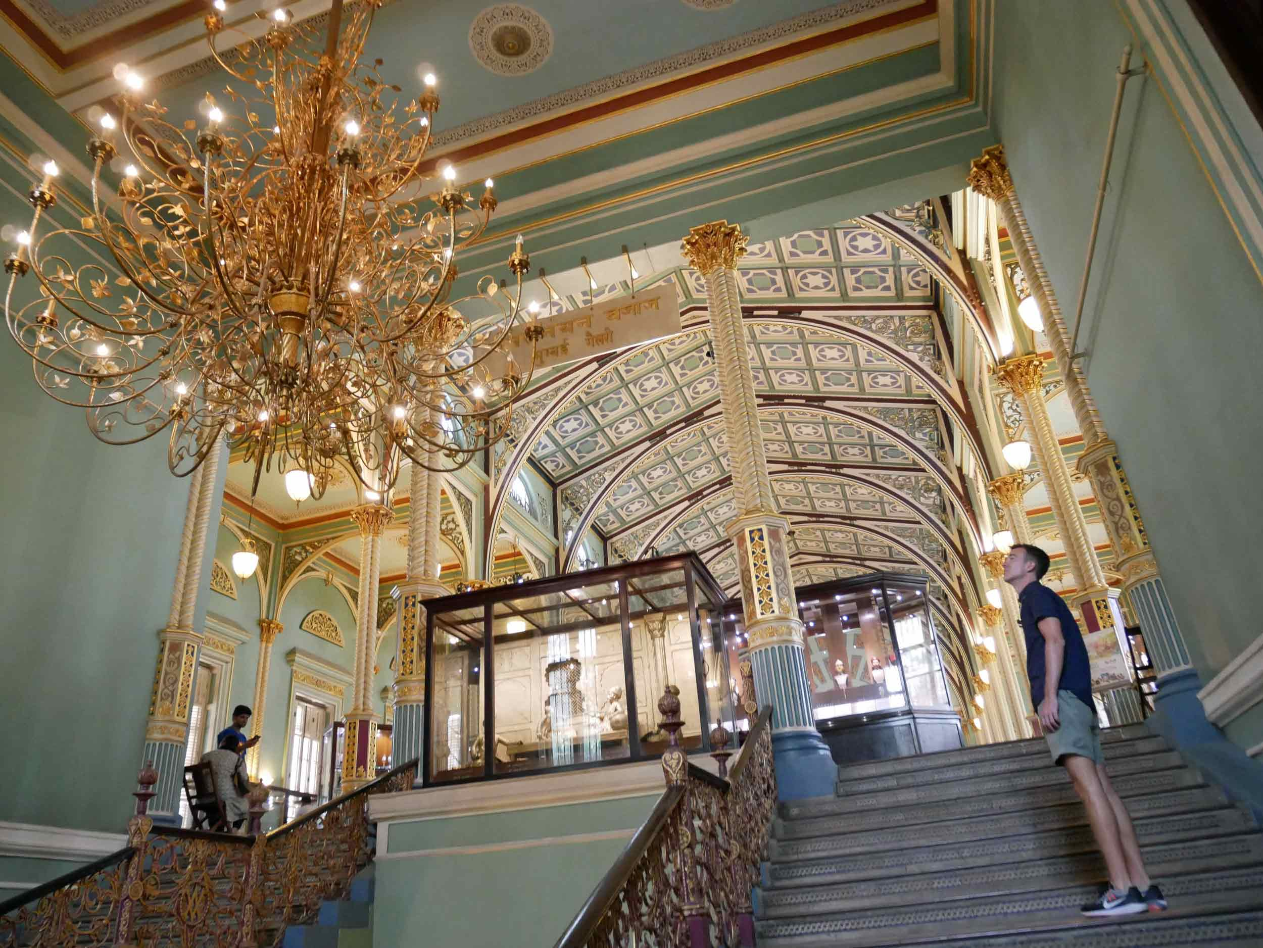 It was established in 1855 as a treasure house of the decorative and industrial arts.