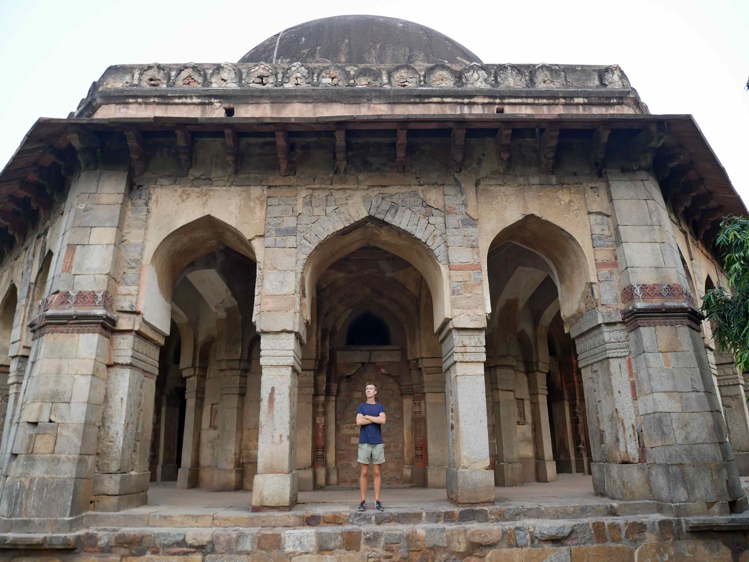 Lodi gardens is a stunning oasis within the city and the site of tombs for the Loti family, rulers of parts of northern India and Punjab from 1451 to 1526.