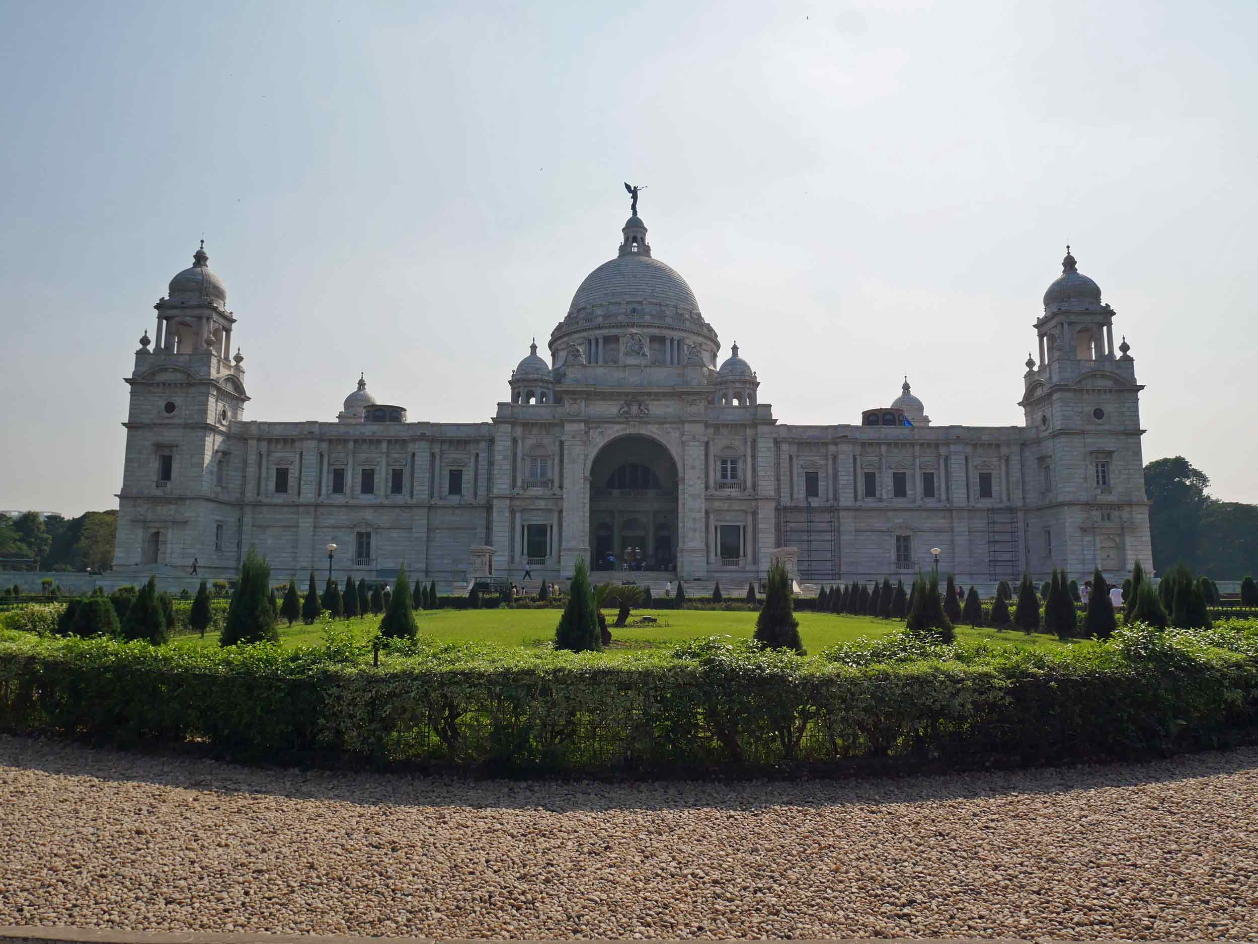 Dedicated to the memory of Queen Victoria, the memorial is now a museum and beautiful parkland for all to enjoy.