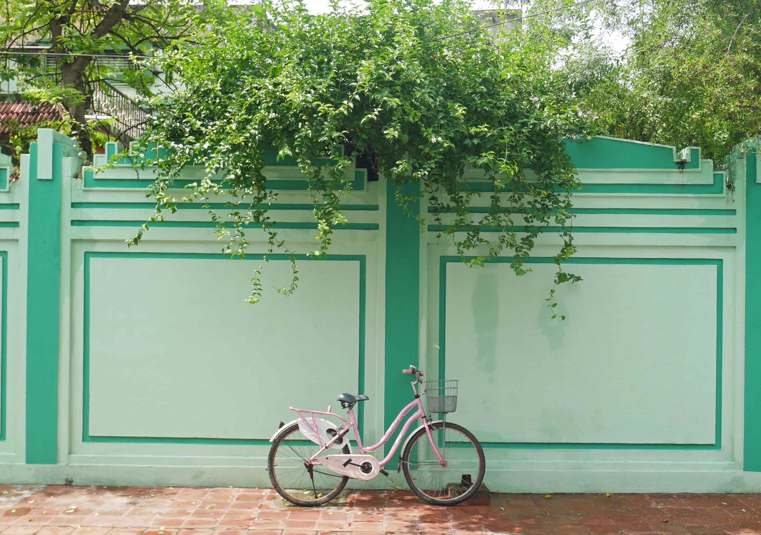 Pondicherry exudes charm.