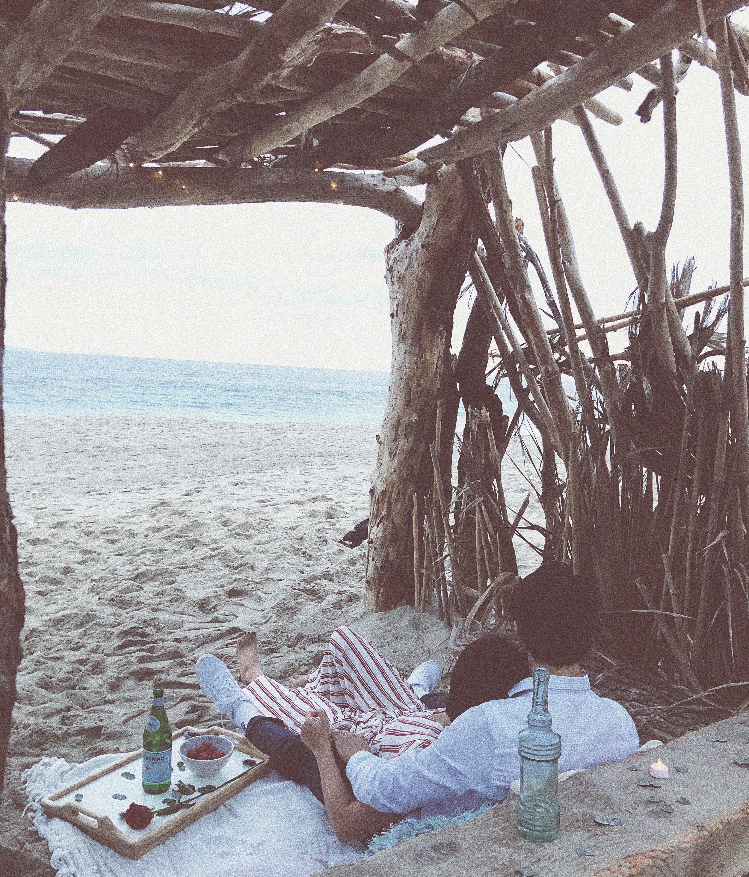 "Picturesque Spots - ""Thousand Step Beach"" Laguna Beach"