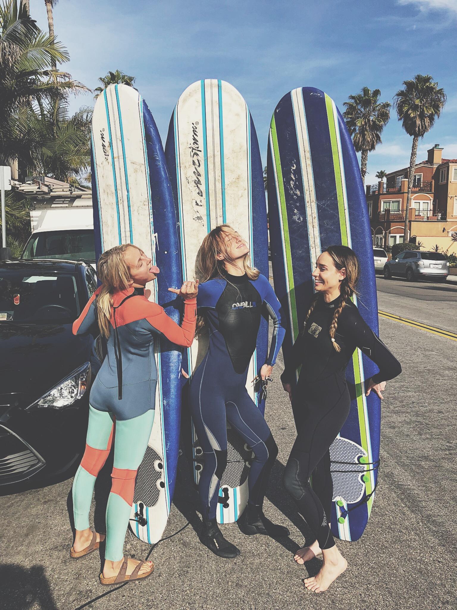 Surf City - Huntington Beach