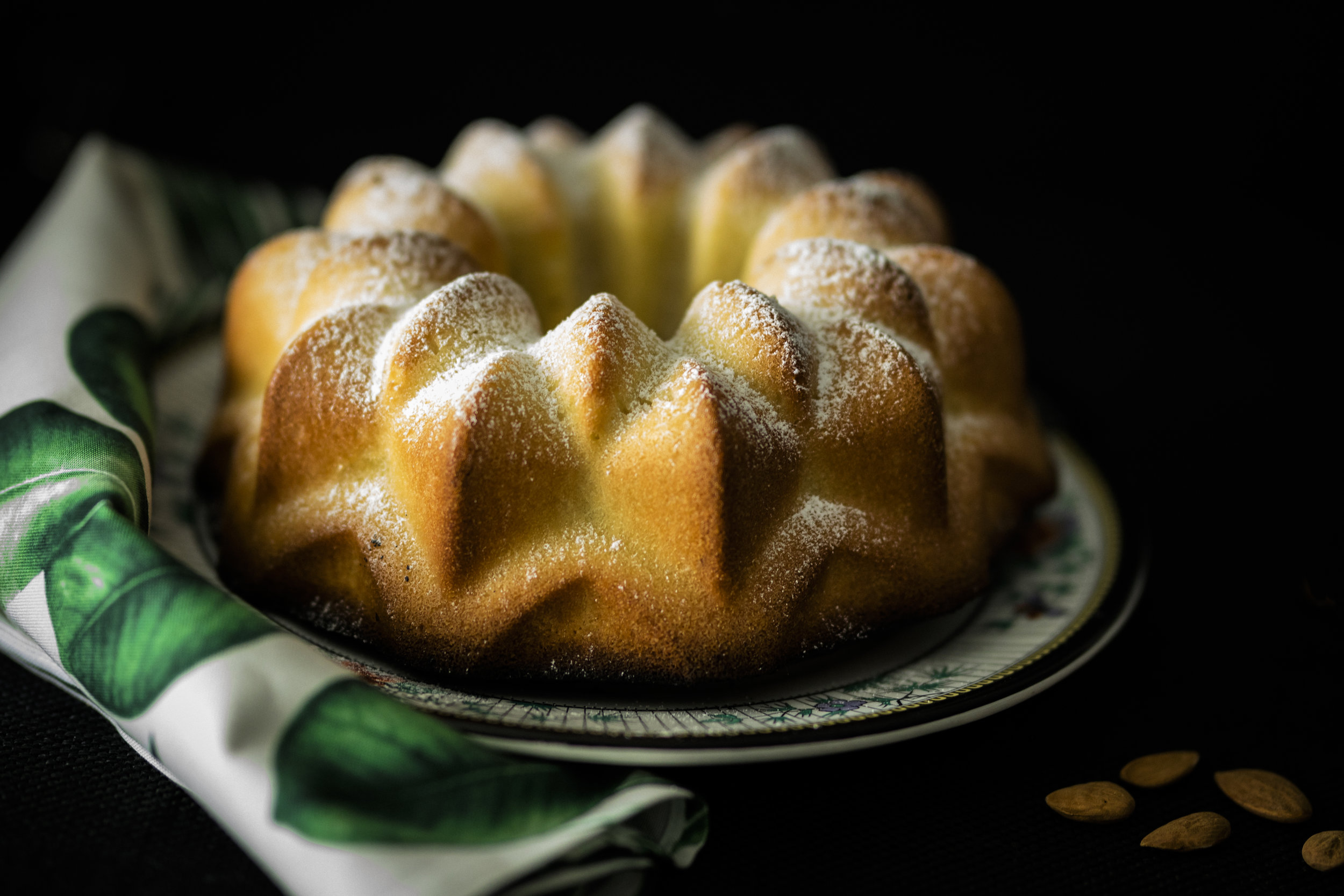 03 - Bergen has worked as a cake decorator and baker in the past. One of her most requested baked treats is a flourless chocolate cake or her avocado lime bundt cake.