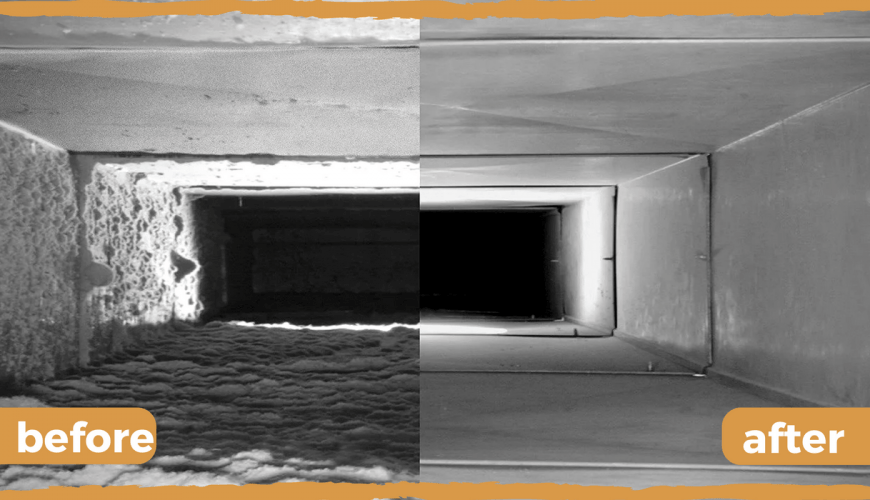 Air Duct Cleaning Services - Dirty Ducts Don't Stand a Chance!