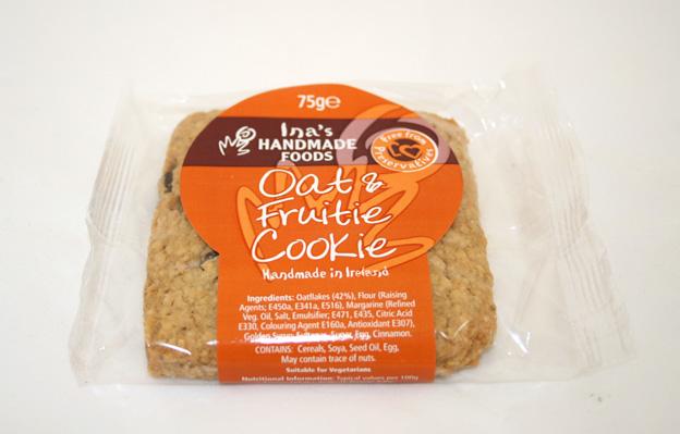 Oat & Fruitie Cookie
