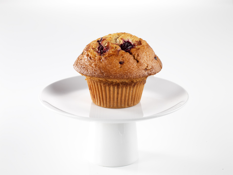 Giant Raspberry Muffin    Tangy and delicious!    Item Number –1705