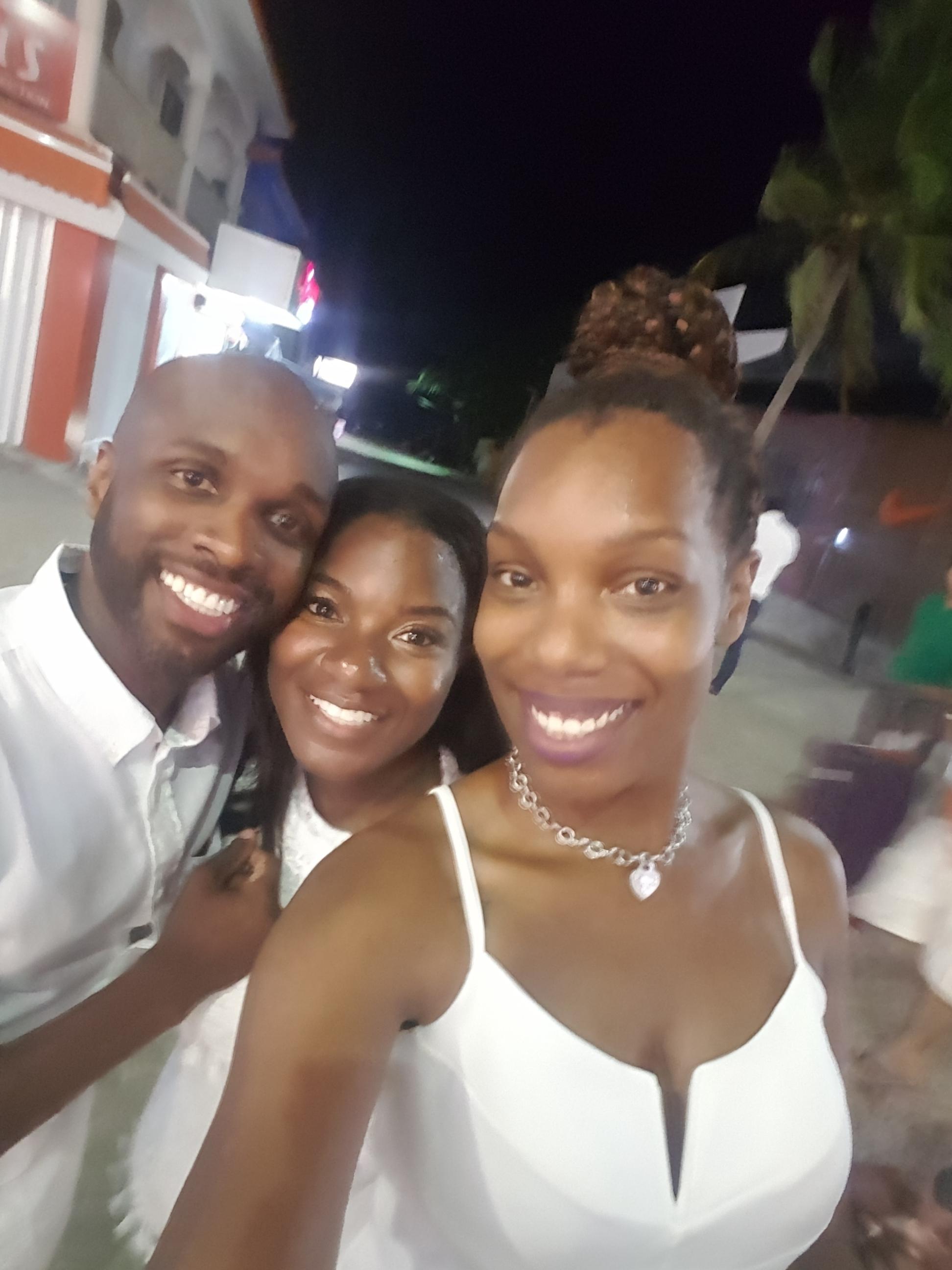 Black Destination Bride - BlackDesti Wedding Countdown Journal - Bridefriends Podcast - 1 Playa del Carmen Mexico - Carboncitos Rooftop Downtown Party2.jpg