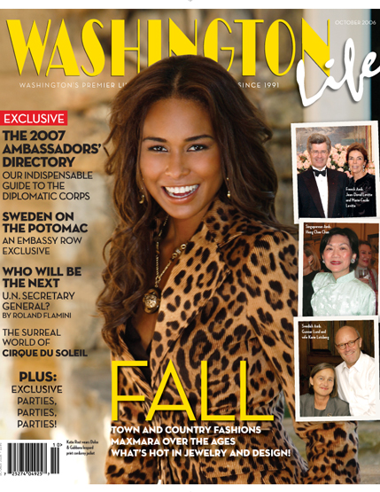 Washington Life <br>October 2006