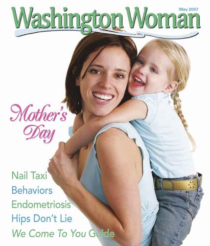 Washington<br>Woman <br> May 2007